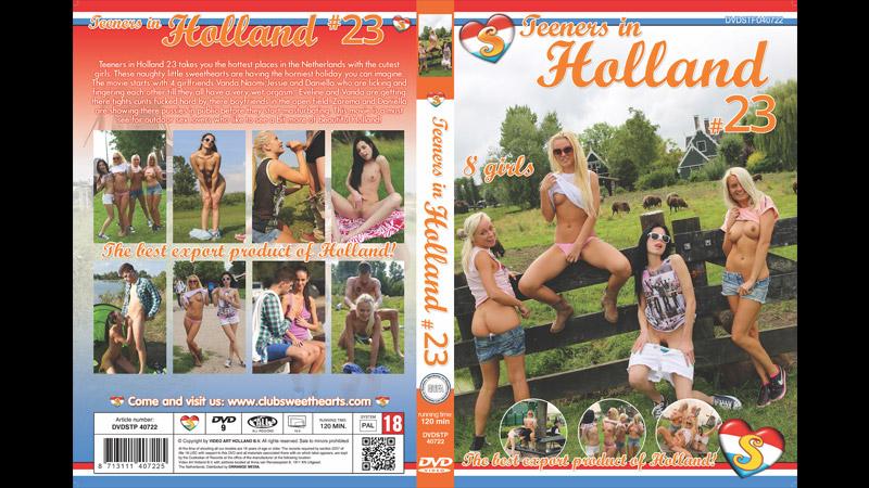 イブリン:Teeners In Holland 23【カリビアンコムプレミアム】