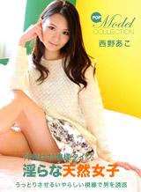 니시노 아코 모델 컬렉션 팝 니시노 아코