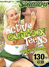 ケイラ・リオンズ アナベル ニッキー・ウェイン ロヴィータ・フェイト フォキシー・ブラック Active Outdoor Teens