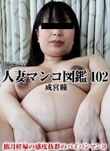 成宮瞳 人妻マンコ図鑑 102