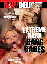 キャロライン・デ・ファーレ キャシー Extreme Hard Bang Babes
