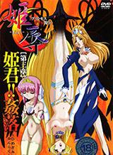 --- 姫辱3 〜堕落させられたイリーナ姫〜
