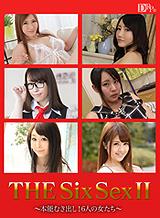 THE  SIX SEX �〜本能むき出し!6人の女たち〜