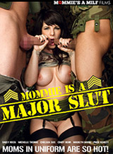 Mommie Is A Major Slut