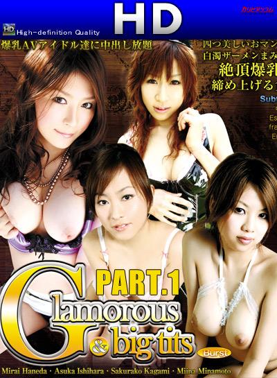 Glamorous Big Tits Part.1 HD